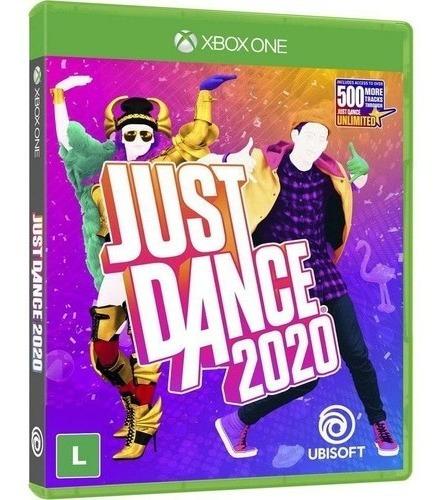 Jogo Just Dance 2020 Xbox One Mídia Física Original Lacrado