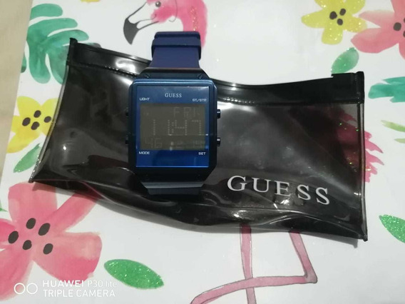 Reloj Guess Azul U0595g2