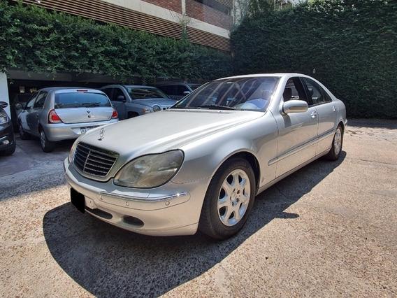 Mercedes Benz S500 V8 5.0