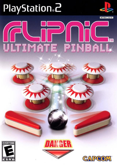Patch Flipnic - Ultimate Pinball Ps2