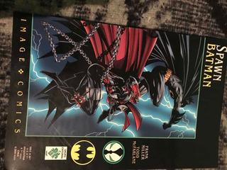 Cómics Batman Spawn