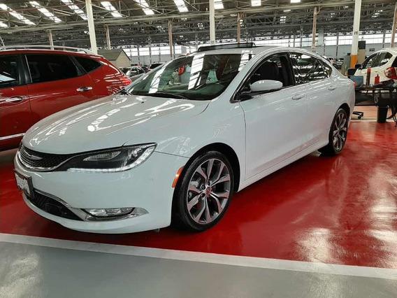 Chrysler 200 Advance 2015