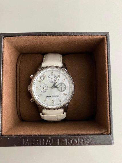 Relógio Original De Luxo Michael Kors Feminino Mk5049