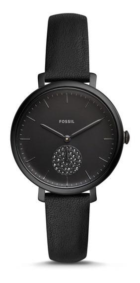 Fossil - Reloj Es4490 Jacqueline Three-hand Para Mujer