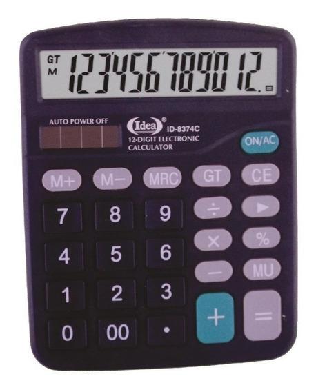 Calculadora De Mesa Comercial Escritório Display - Atacado
