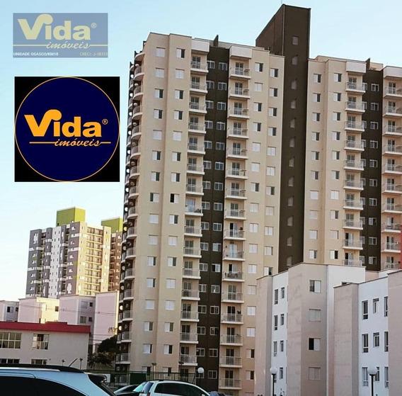 *apartamento Novo * À Venda Em São Pedro - Osasco - 41898