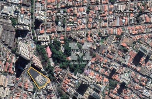 Imagem 1 de 2 de Terreno, 4986 M² - Venda Por R$ 14.900.000,02 Ou Aluguel Por R$ 45.000,02/mês - Vila Augusta - Guarulhos/sp - Te0154