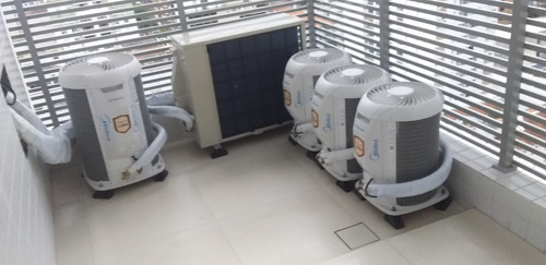 Imagem 1 de 5 de Insralacao E Manutenção De Ar Condicionado