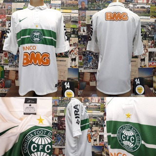 Camisa Coritiba - Nike - G - 2012 - S/nº