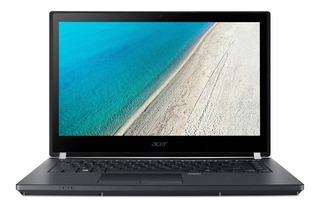 Laptop Acer Travelmate P4 Core I3 7100u 4gb 1tb Win10 Pro