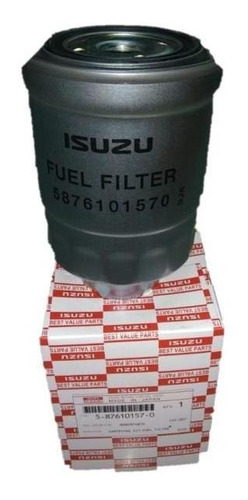 Imagen 1 de 1 de Filtro De Combustible Diesel Isuzu Elf400 Elf500 Elf600