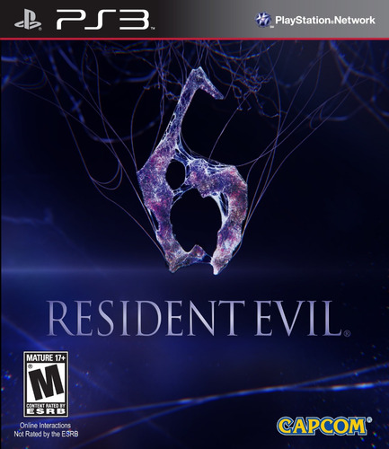 Resident Evil 6 Juego Digital Ps3