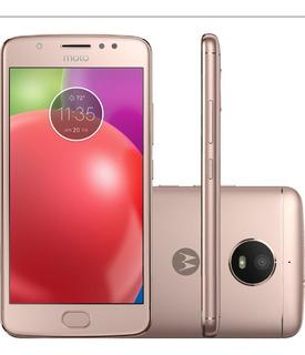 Motorola - E4 Dual Sim 16 Gb - 2 Gb.ram (seminovíssimo)