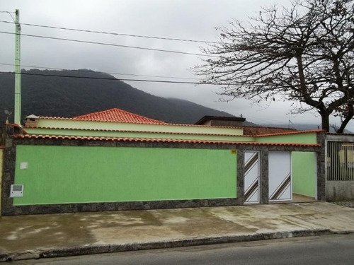 Imagem 1 de 19 de Casa A Venda Solemar, Praia Grande, Sp - V1004 - 32496025