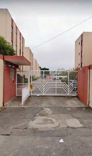 Imagem 1 de 18 de Apartamento Com 2 Dorms, Jordanópolis, São Bernardo Do Campo - R$ 218 Mil, Cod: 1682 - V1682