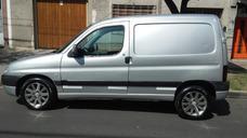Vendo Camioneta Peugeot Partner Con Caja Térmica Equipo Frío
