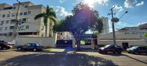 Imagem 1 de 21 de Cobertura Com 2 Dormitórios Para Alugar, 110 M² Por R$ 950/mês - Edifício Villa Bella - Nossa Senhora De Lourdes - Londrina/pr - Co0034