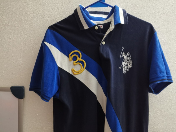 Playeras Polo Us Assn