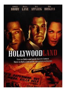 Hollywoodland - Sbp - Dvd Zona 4 - Superman George Reeves