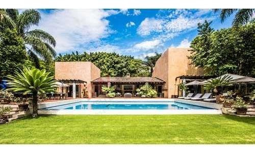 Residencia De Lujo En Tepoztlan Morelos Para Hotel Boutique, Residencial De Tercera Edad
