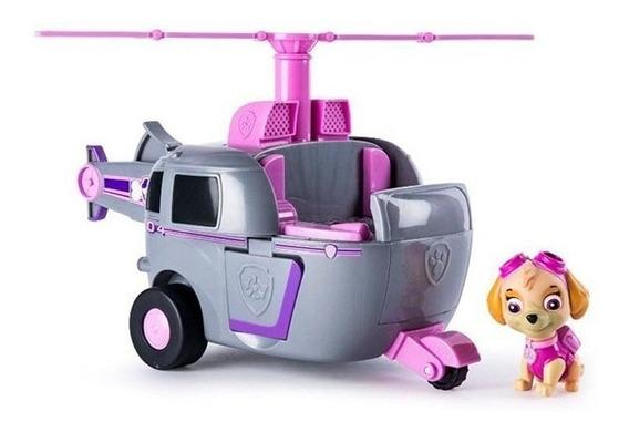Paw Patrol - Vehiculo Con Accesorios