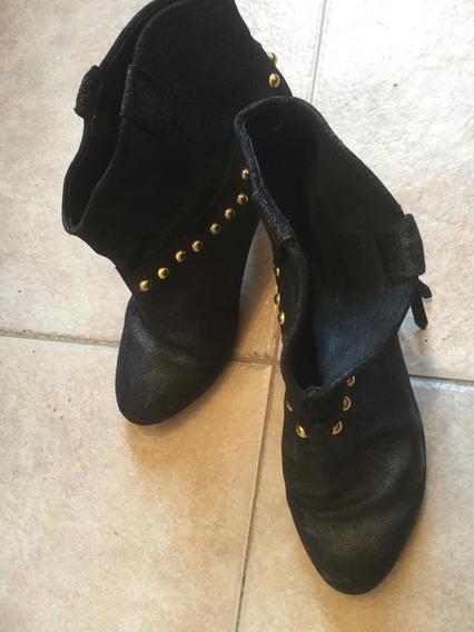 Zapatos Natacha Talle 39 De Cuero