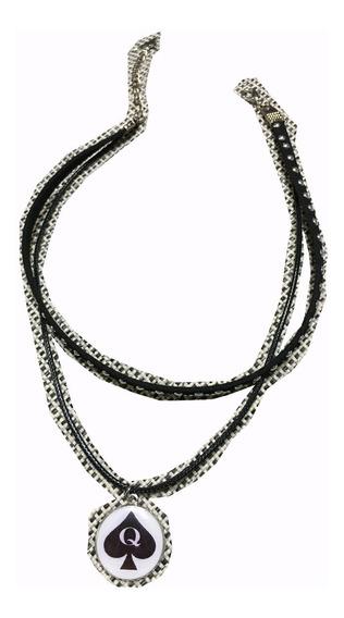 Collar Choker Dije Distintivo Estilo Hotwife Envio Gratis!!