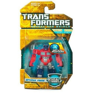 Transformers Leyendas Optimus Prime Figura De Acción