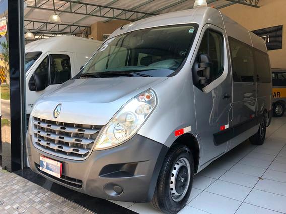 Renault Master L2h2 2015 Minibus Executiva