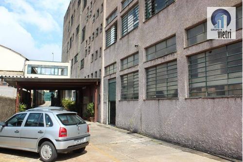 Na Condição Atual, O Imóvel Possui 8.813m² (área Total Disponível Para Locação Monousuário), Além Das Vagas De Garagem E Pátio De Manobras. - Ga0271