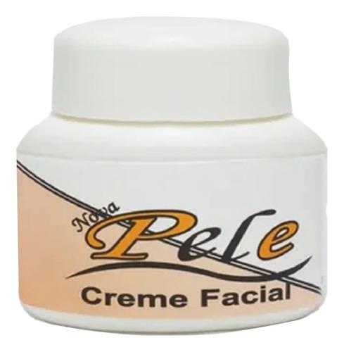 Creme Facial Clareador Nova Pele 25g - Tira Mancha E Melasma