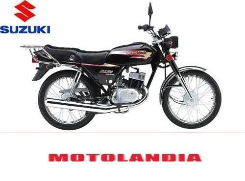 Suzuki Ax 100  !!!