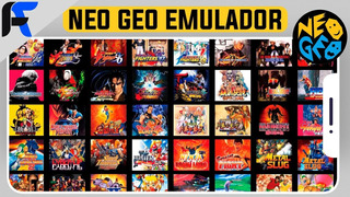 Emulador Neo-geo + 190 Juegos Para Pc 32 Y 64 Bits