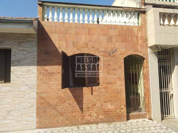 Casa Térrea Para Venda No Bairro Penha, 2 Dorm, 4 M - 1794