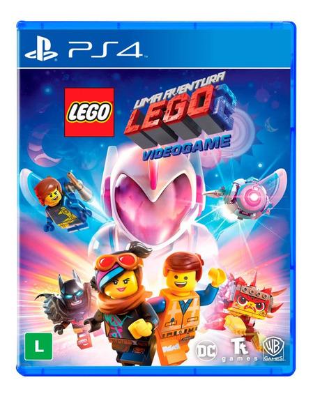Jogo Ps4 - Uma Aventura Lego 2 - Videogame - Warner