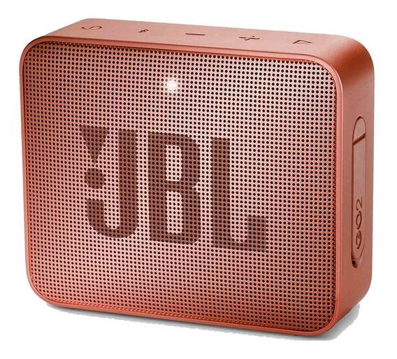Caixa De Som Bluetooth Jbl Go 2 Speaker Original Promoção