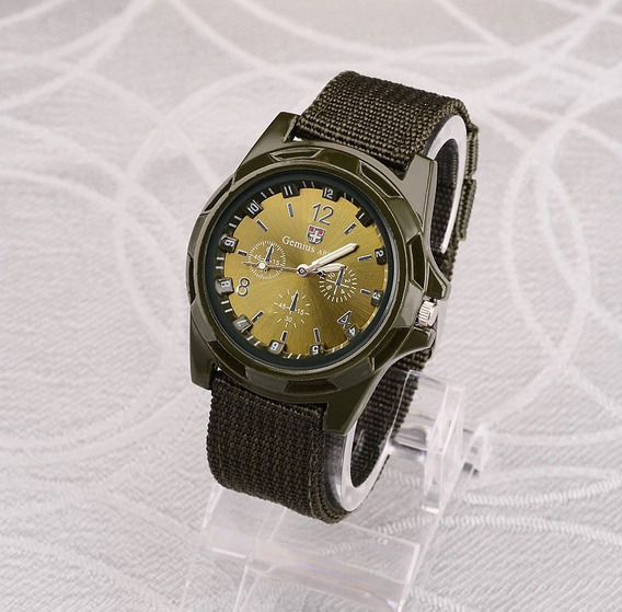 Relógio Masculino Militar Esportivo Pulso Melhor Preço