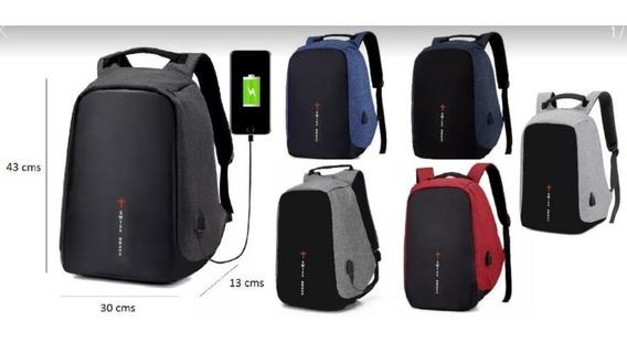 Oferta Especial Mochila Backpack Escolar Oficina Swiss Brave