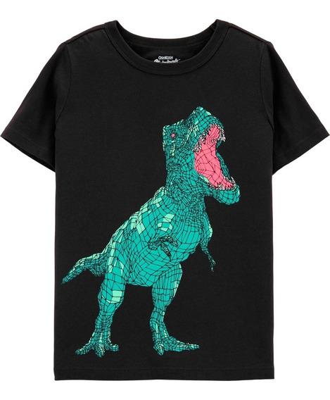 Playera Osh Kosh Dinosaurio Nueva Talla 8