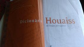 Dicionário Houaiss 1°edição2001-excelente Estado