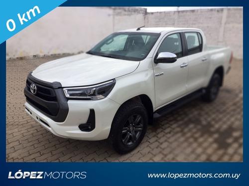 Toyota Hilux D/c Srv