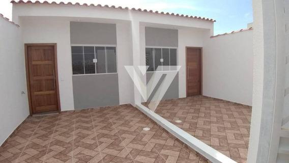 Casa À Venda - Jardim Dos Eucaliptos - Sorocaba/sp - Ca0784