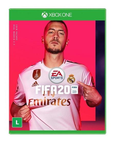 Fifa 20 Xbox One - Código 25 Dígitos Envio Imediato