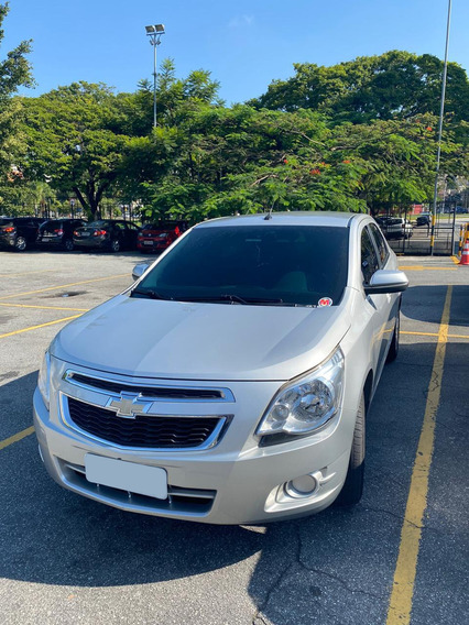 Chevrolet Colbalt 1.8 Lt 2015 4 Portas