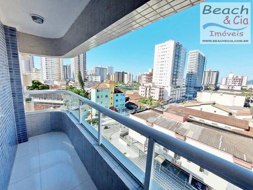 Imagem 1 de 30 de Apto 2 Dorms, Caiçara, Praia Grande, Entr. 82 Mil, Ap00578 - Vap00578
