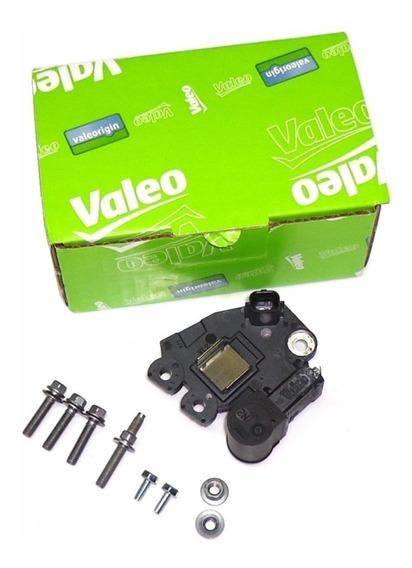 Regulador De Voltagem Original Valeo Megane Fluence Cartao