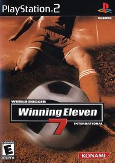 World Soccer Winning Eleven 7 International Up Shop