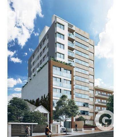 Vendo Monoambiente Sobre Principal Avenida, Entrega 01/2022, Pocitos Nuevo