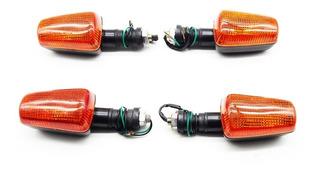 Kit 4 Piscas / Setas Yamaha Rd350 / Xt600 / Tenere 600
