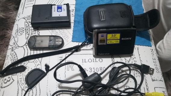 Câmera Fotográfica Sony Dsc- T70